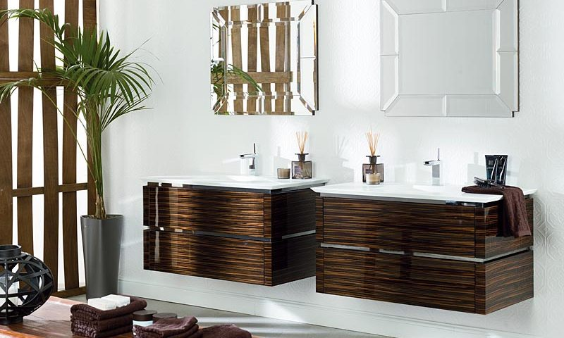 Los Muebles De Baño Gamadecor Marcan Un Diseño Que Hacen Del Baño Un